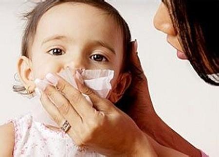 宝宝感冒咳嗽流鼻涕怎么办?