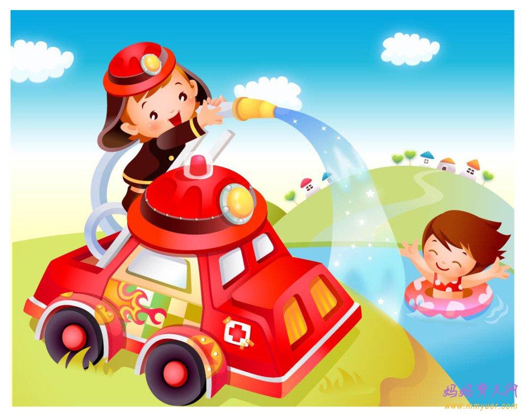 幼儿园小班语言活动《大嘴车》教案及反思