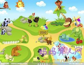 绘画教案_幼儿园中班美术活动《动物园》 - 妈妈育儿网