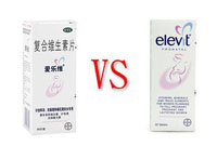爱乐维复合维生素片 国产与进口的区别