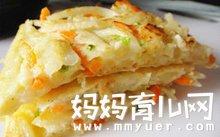 土豆鸡蛋饼的做法步骤(附图)