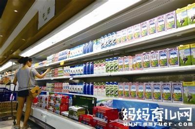 常温牛奶混进冷柜 优质牛奶究竟该如何选购