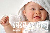 婴儿脸上起小红点伤不起 既像湿疹又像痱子怎么办?