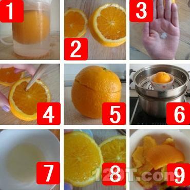 小孩咳嗽吃什么好的快?盐蒸橙子治疗咳嗽的小