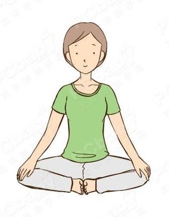 束脚式产后瘦身瑜伽 紧实腹部赘肉