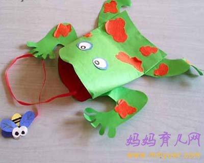 废旧物品变废为宝 儿童手工制作立体模型(图)(5)