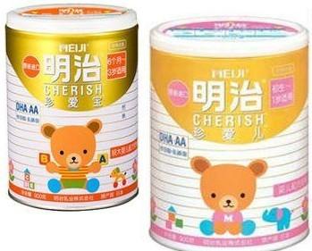 日本明治奶粉怎么样_明治奶粉事件