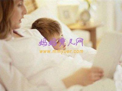 睡前给宝宝讲故事的2大好处