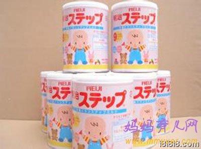 日本奶粉哪个牌子好?五大品牌优缺点PK