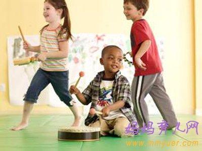 适合0-3岁宝宝的音乐游戏