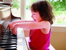 孩子学习钢琴的好处