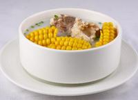 孕妇安胎食谱:山药玉米莲藕排骨汤