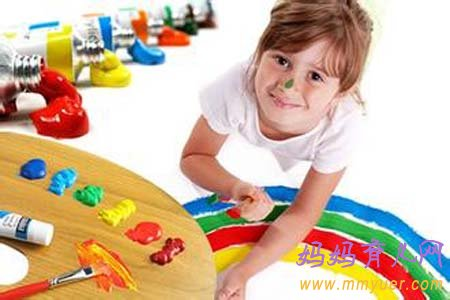 孩子学习美术的7大好处(智力开发的必修课)