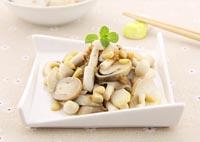 防水肿孕妇食谱——杂菇煲