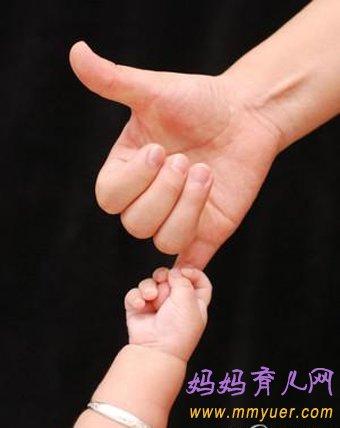 幼儿园中班手指游戏《手指五兄弟》