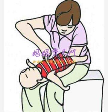 孩子吃东西卡住喉咙急救方法大全(附图)