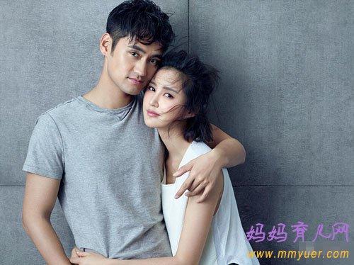 张歆艺袁弘婚纱照曝光 唯美 浪漫 宠物八戒超抢镜 3