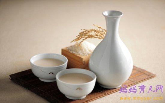 为何产后都要吃月子米酒 月子米酒对产妇有哪些好处?