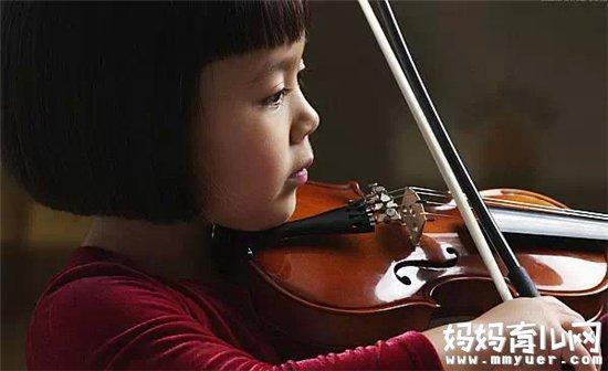 宝宝多大学小提琴 十大才艺学习的最佳年龄父母要牢记