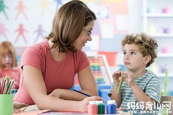 8龄童被批评出走 孩子犯错不用批评 只需问八个问题