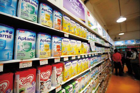 新生儿奶粉排行榜前10名 大品牌奶粉的聚集地