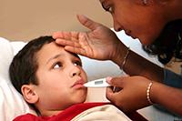 宝宝发烧的6大误区 99%家长都中招!