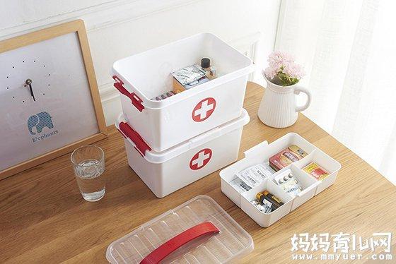 家庭急救药箱必备药品清单 该放什么一目了然