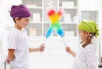 会做家务的孩子VS从不做家备的孩子 差距究竟在哪里?