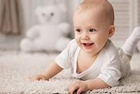 婴儿几个月长牙有标准 过早、过晚都需警惕
