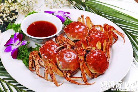 别再纠结孕妇能吃螃蟹吗这个问题了 答案一目了然