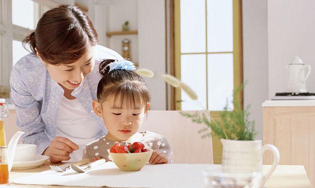 孩子成长必须要有的10种营养素 少一样都不行!