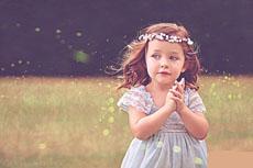 教你小女孩该怎么穿衣打扮 这些萌萌哒的装扮不美都难