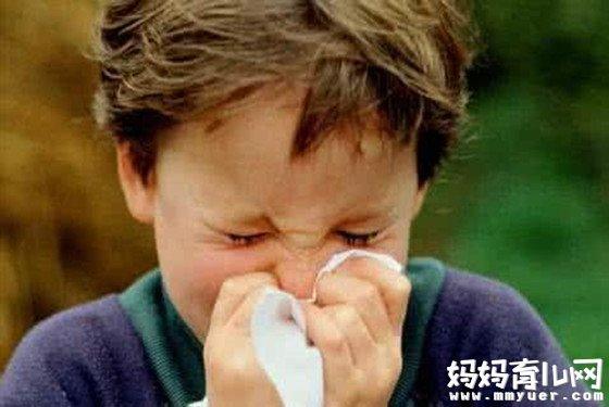 鼻子痒打喷嚏流鼻涕的原因 过敏性鼻炎和感冒你可分得清