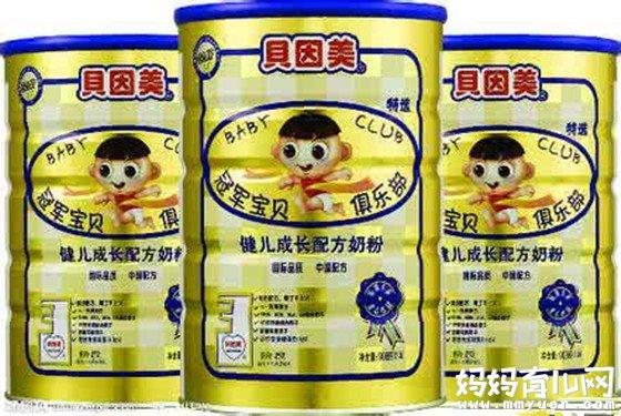 口味清淡不上火的10大奶粉品牌 飞鹤惨遭垫底
