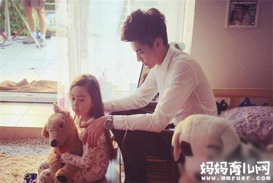 吴亦凡自暴女儿控 原来这就是他为什么喜欢女儿的理由
