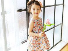 给小女孩穿衣打扮的秘诀 教你打扮出时尚可爱的小美女