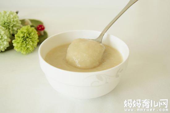 米粉是宝宝辅食添加的第一步 婴儿米粉什么牌子好