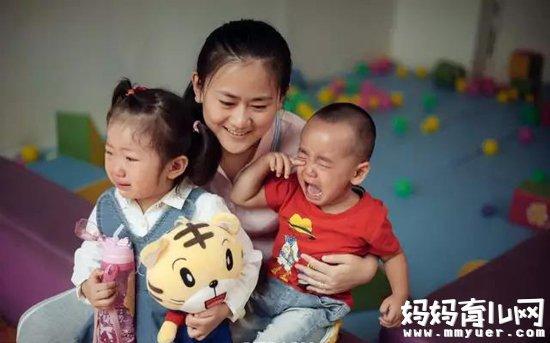 无计可施了!孩子上幼儿园哭怎么办 锦囊妙计全在这儿