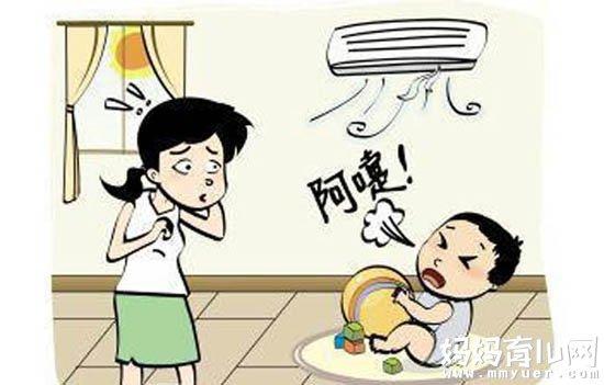 宝宝在家空调怎么开的秘诀 强烈建议每一个家庭都看看