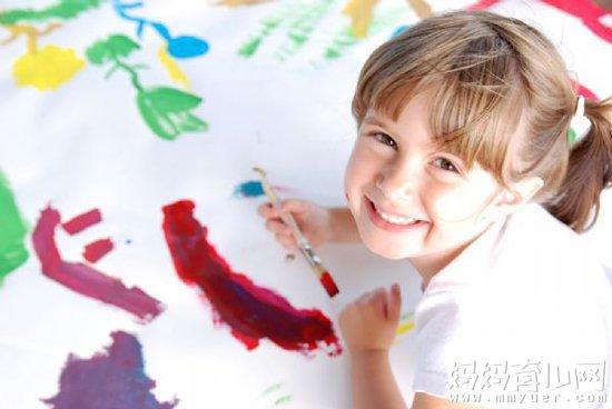 孩子学画画有什么好处你可知 最后一点中国小孩最欠缺
