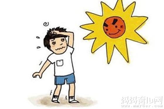 孩子中暑了怎么恢复的快 其实只需做好4点就可以