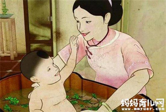 艾叶洗澡具有防病保健之效 可以天天给宝宝艾叶洗澡吗