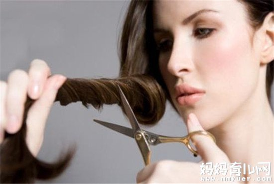 长发和胎儿抢营养是真是假 究竟怀孕了需要剪短发吗