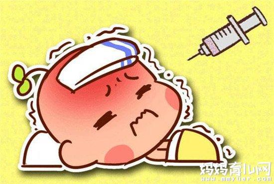 接种疫苗不良反应逃不了!宝宝打完乙脑疫苗发烧怎么办