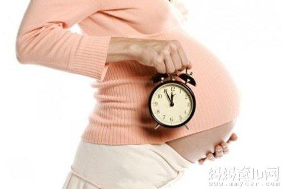 告诉你分娩前一天有什么征兆 记住这10大征兆就对了!