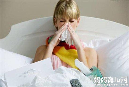 担心坐月子感冒会留下病根吗 其实是虚惊一场