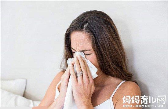 孕妇打喷嚏会影响胎儿吗 这种情况对胎宝宝有危害