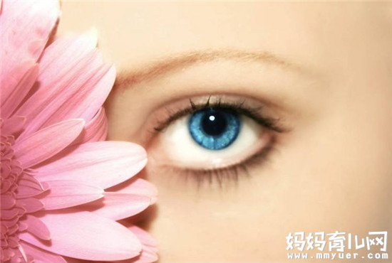 怀孕了可以戴美瞳吗的真相 孕妈请自觉摘下美瞳!