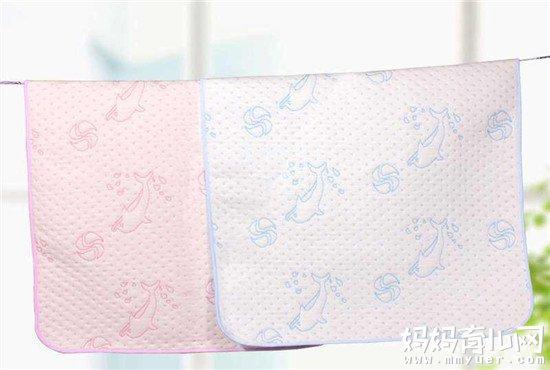 婴儿隔尿垫什么牌子好 口碑好的婴儿隔尿垫品牌推荐