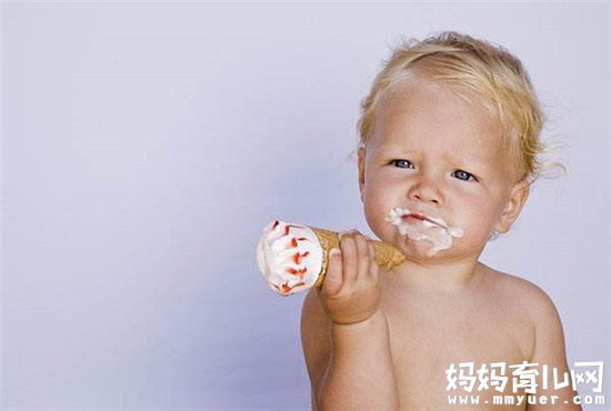 宝宝多大可以吃冰淇淋你造吗 宝宝吃冰淇淋的小科学
